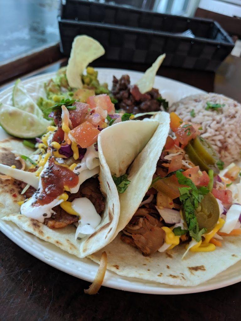 sala vegan tacos