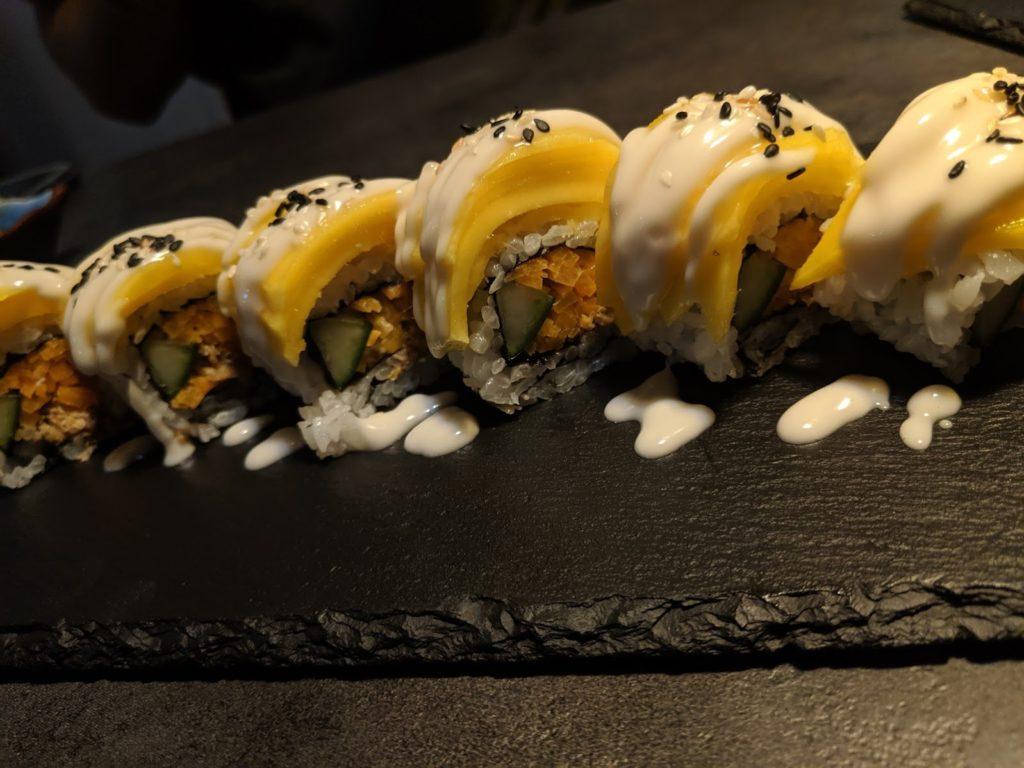 vegan sushi kuala lumpur