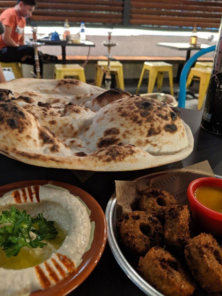 middle eastern food in kuala lumpur