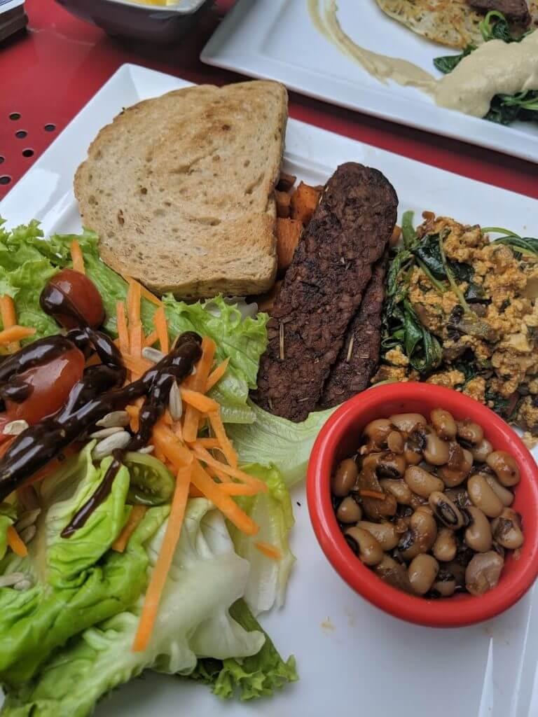 best vegan breakfast in Kuala Lumpur