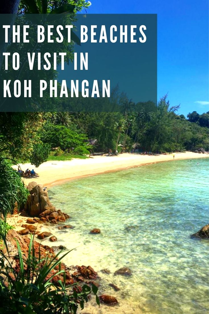 best beach guide to koh phangan