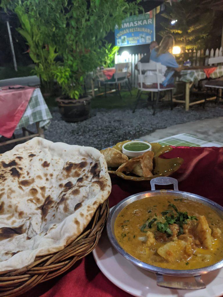 best indian food in koh phangan