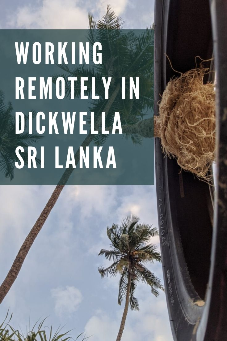 digital nomad sri lanka