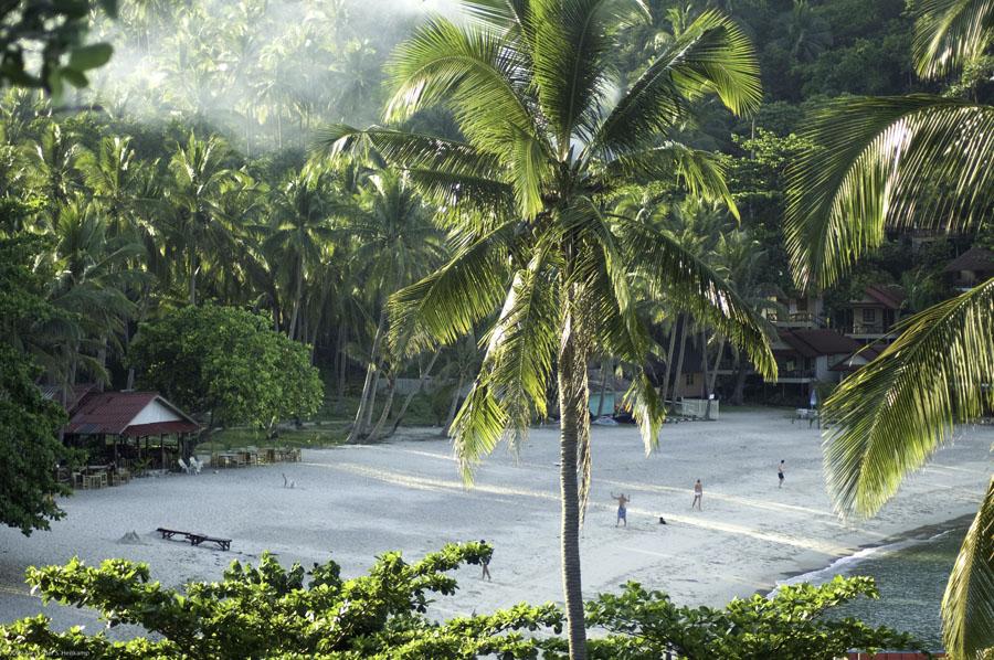 haad sadet phangan beach