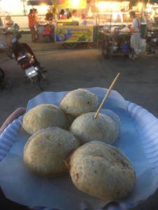 thai vegan coconut pancakes