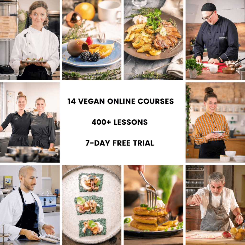 veecoco vegan cooking class free trial