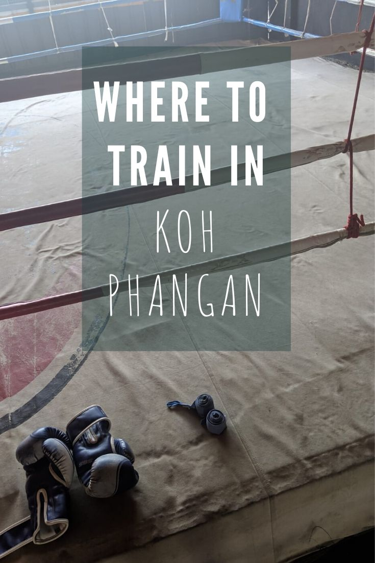 where to workout in koh phangan