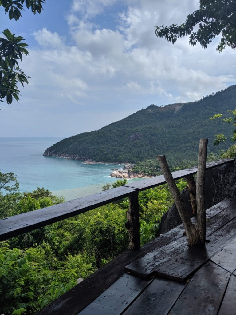 amazing viewpoints in koh phangan