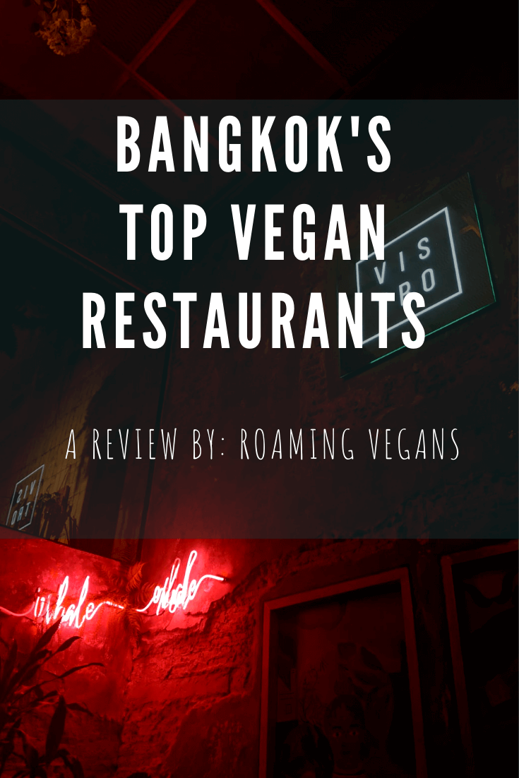 vegan restaurants in bangkok