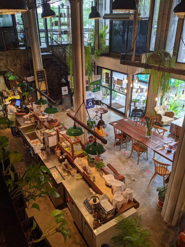 broccoli revolution bangkok vegan restaurant