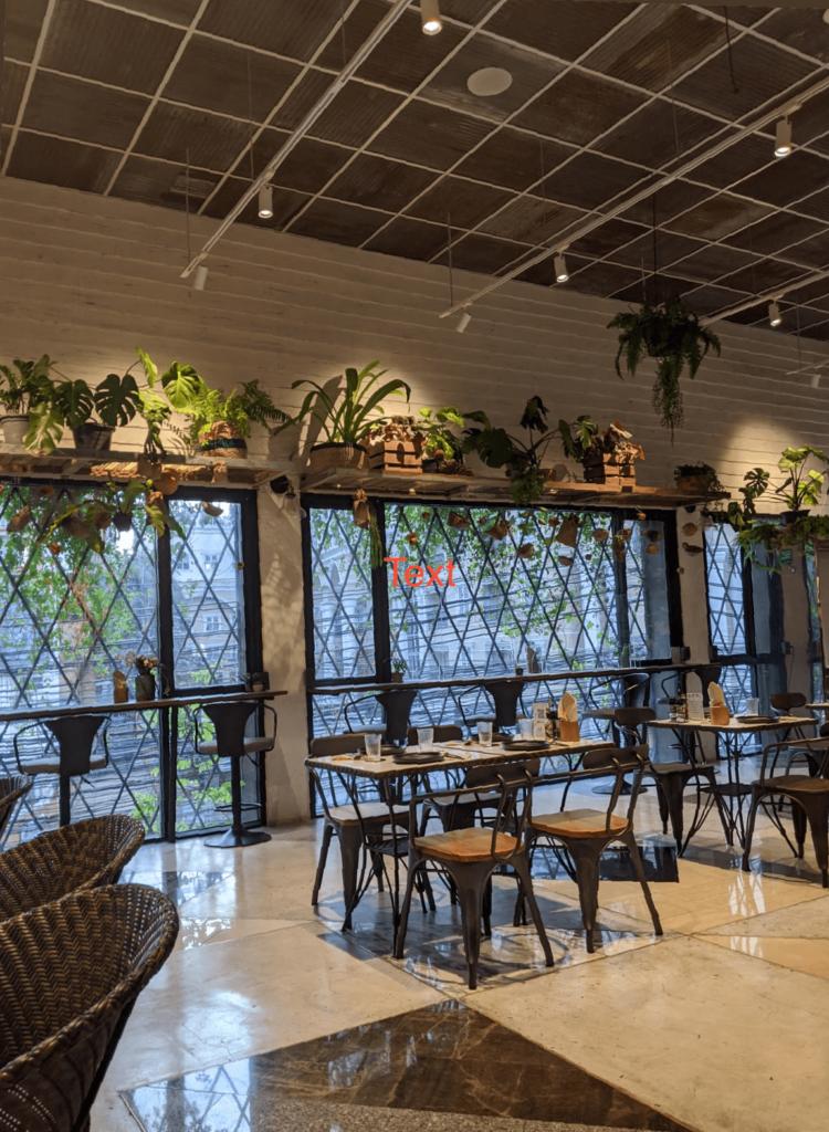 vistro plant based restaurant bangkok