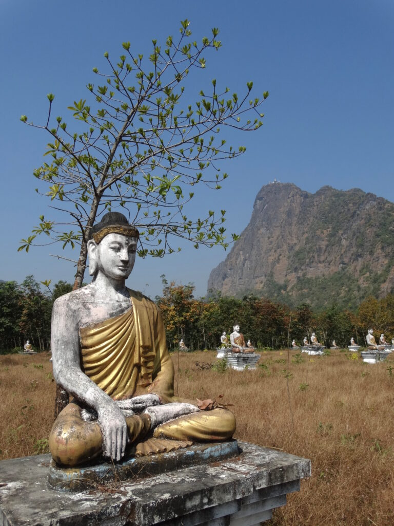 hpa-an temple mountain