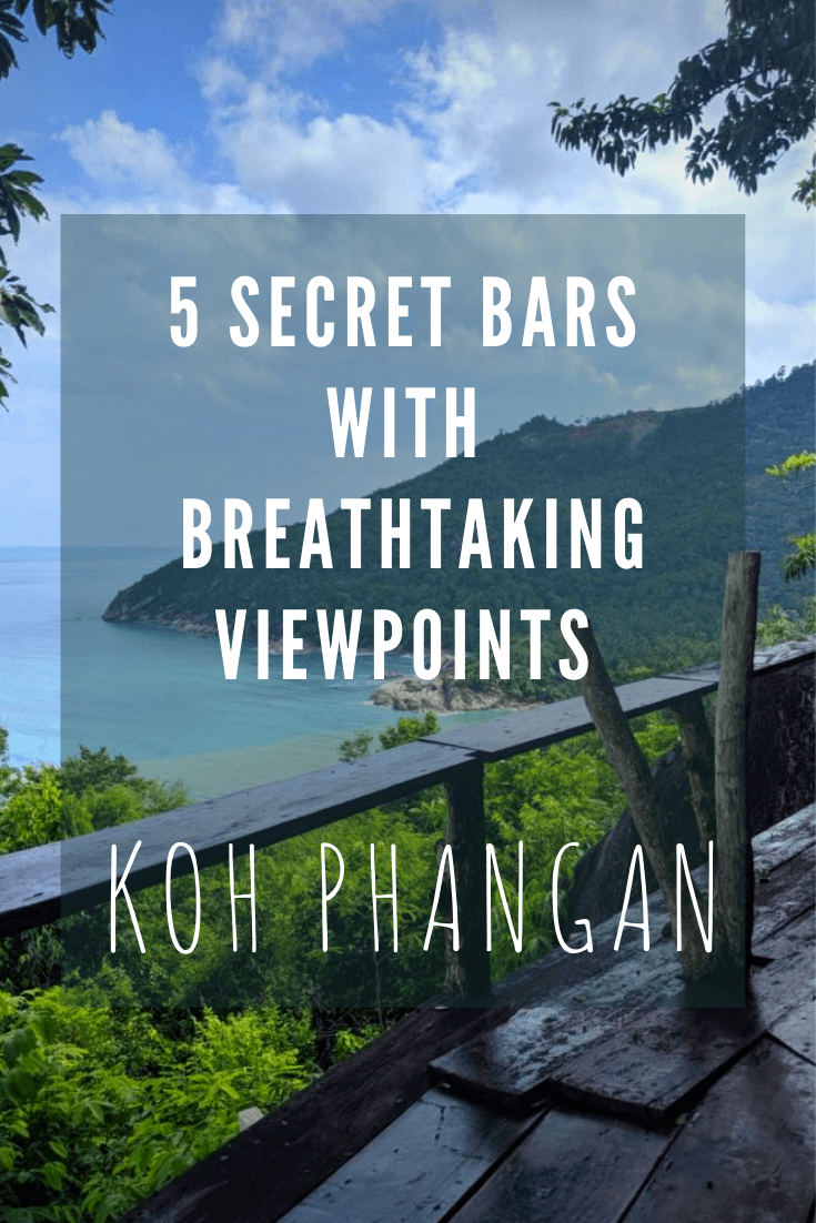 secret bars in koh phangan