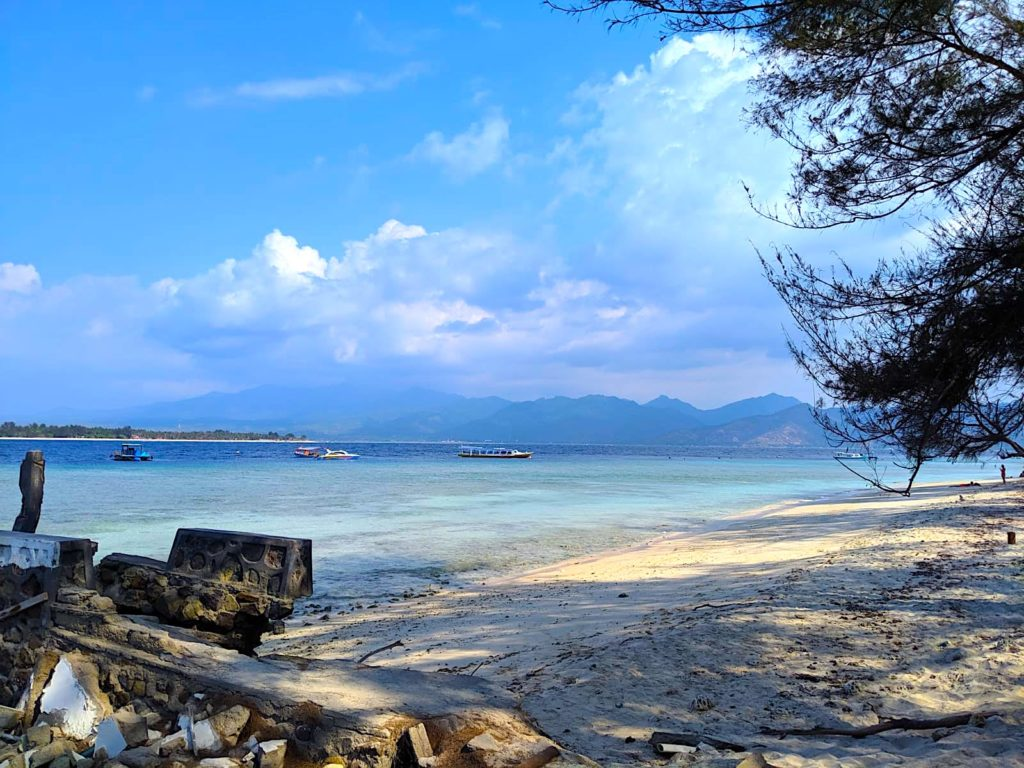 gili air remote work guide