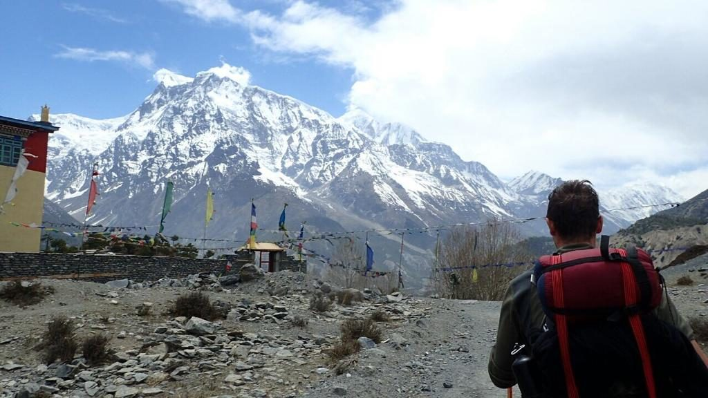 traveling as a vegan in nepal