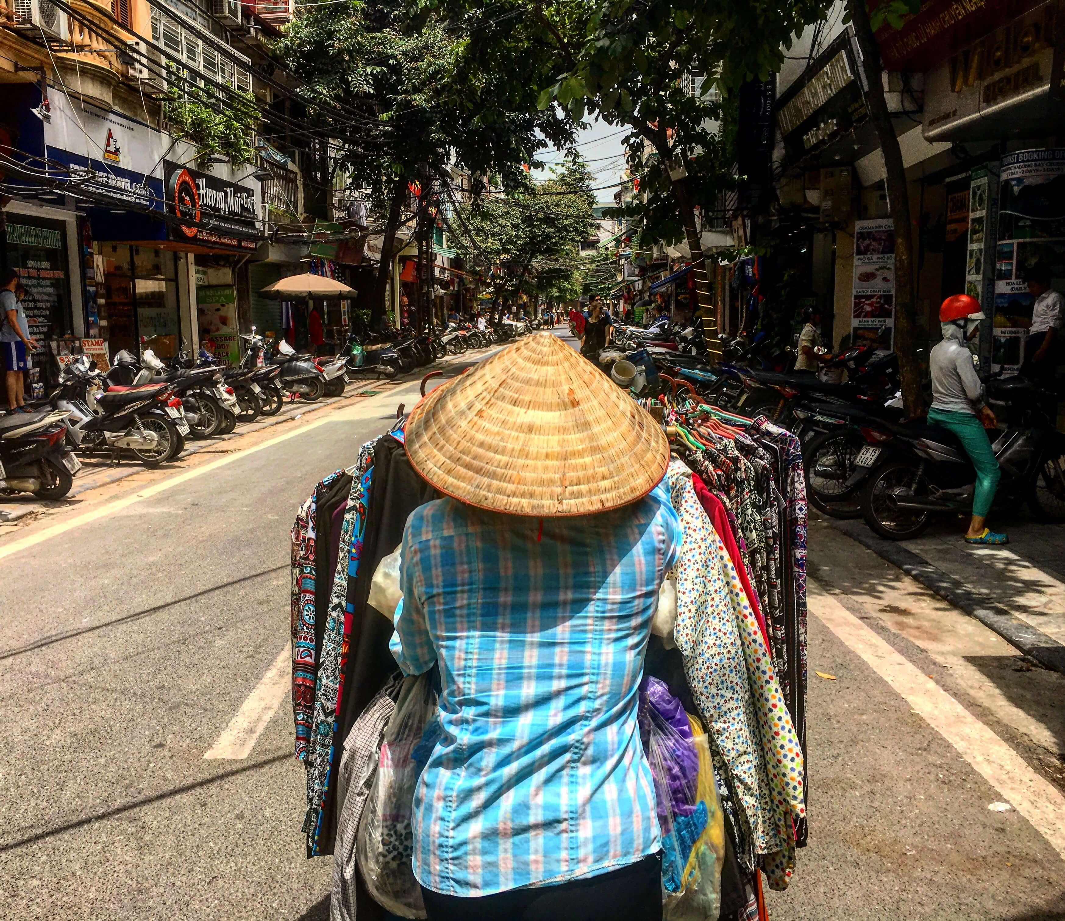 hanoi vietnamese woman
