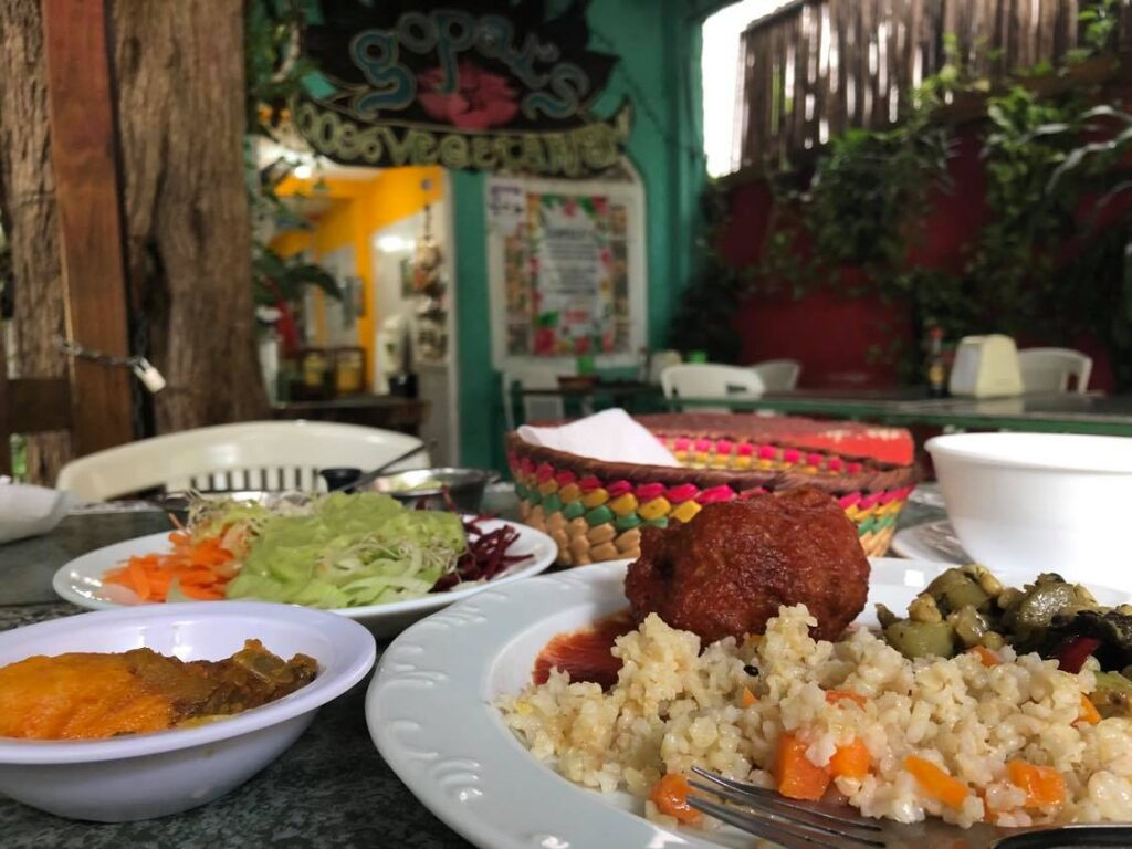 best vegan food in cancun