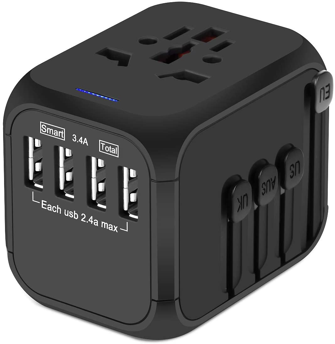 best travel adapter