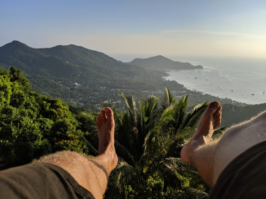 best koh tao thailand viewpoint