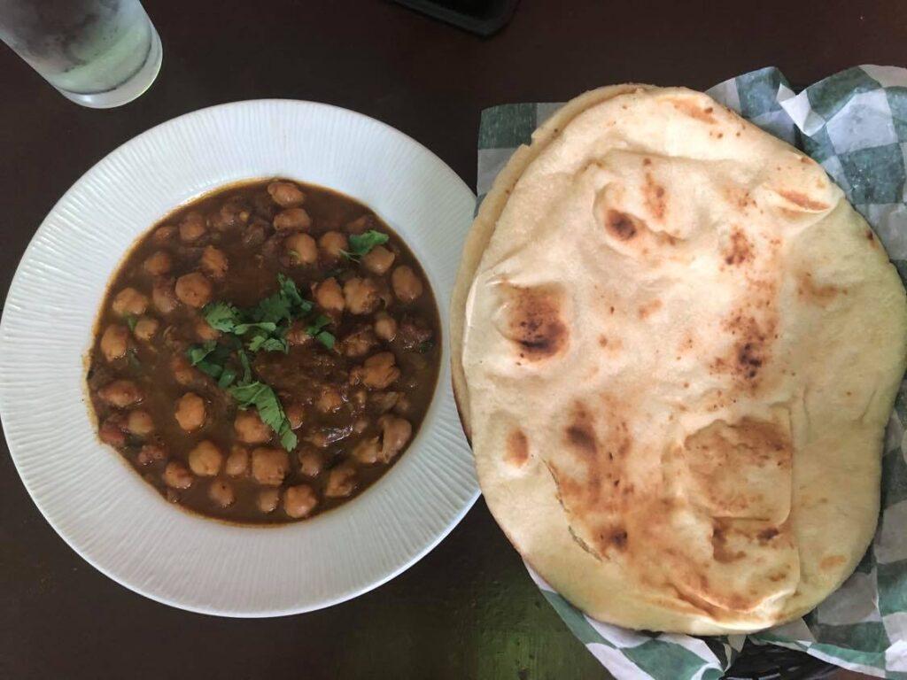 Indian food in playa del carmen