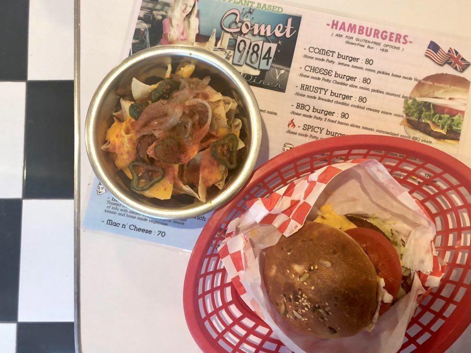 vegan burgers playa del carmen