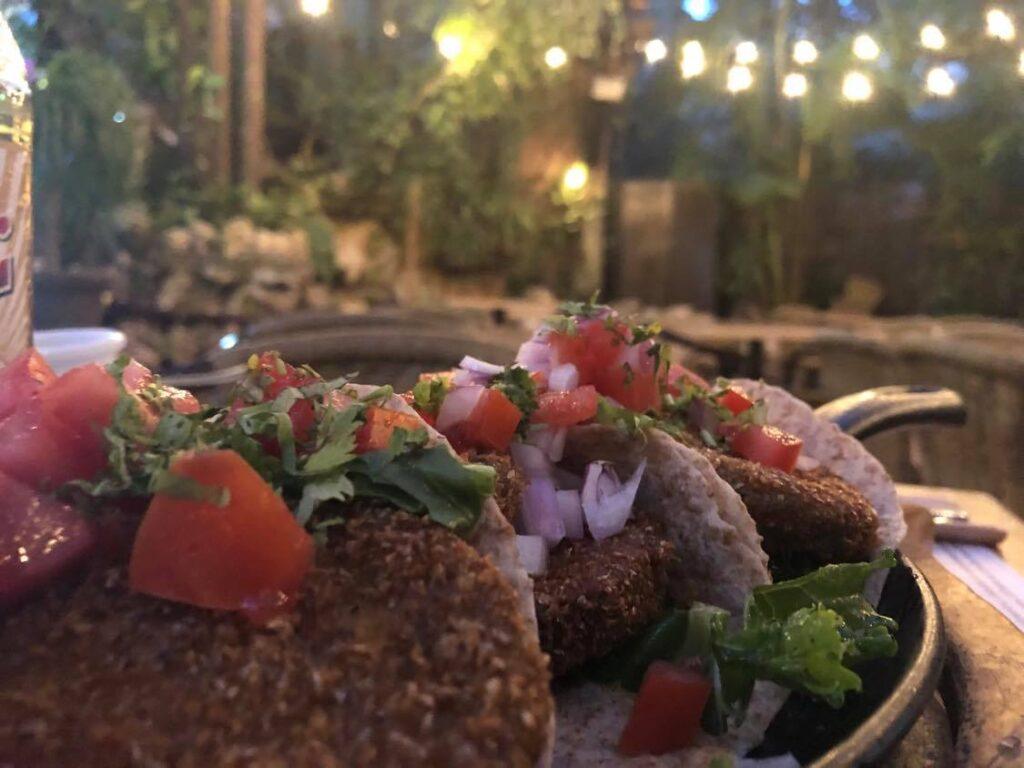 vegan tacos playa del carmen