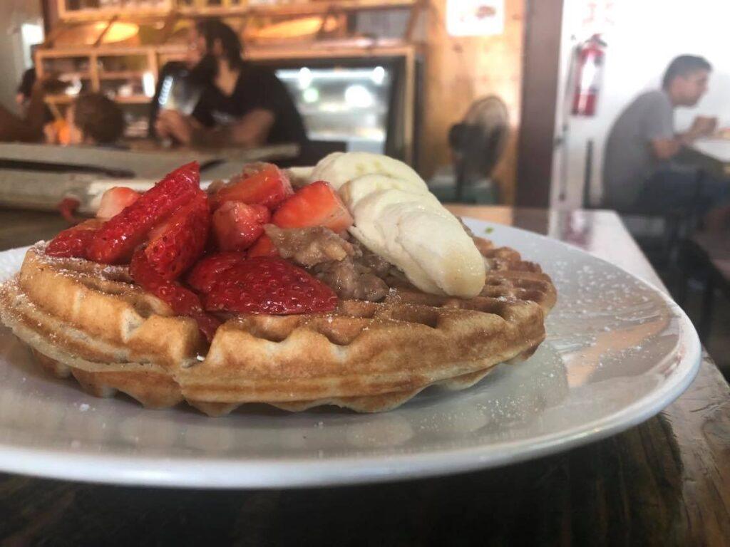 vegan breakfast playa del carmen