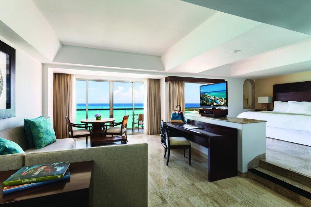 grand fiesta cancun rooms