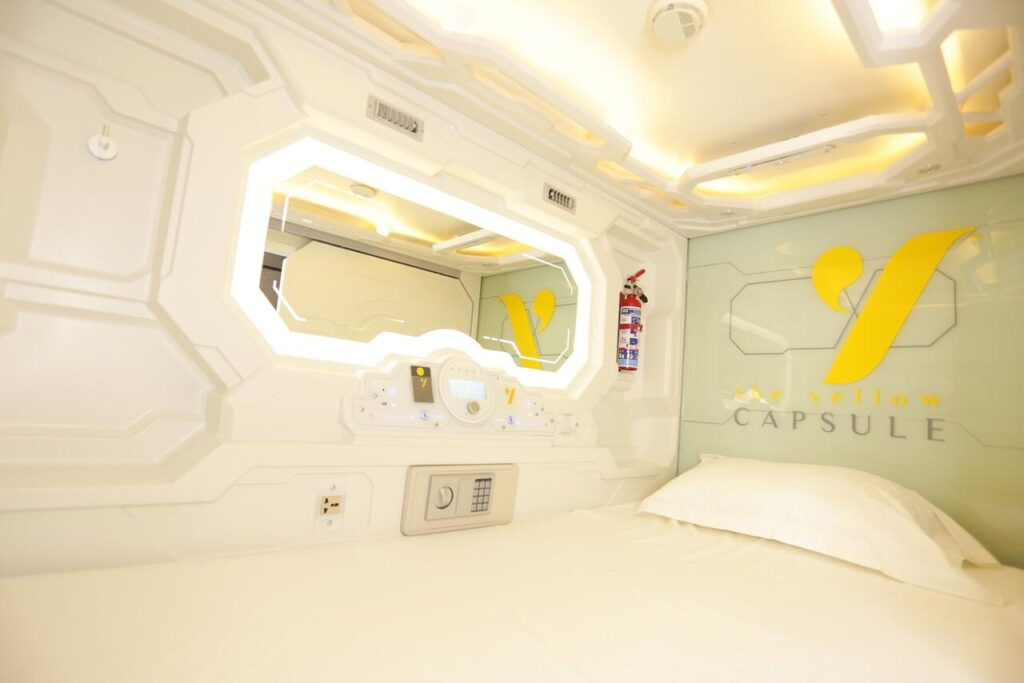 yellow capsule experience cancun