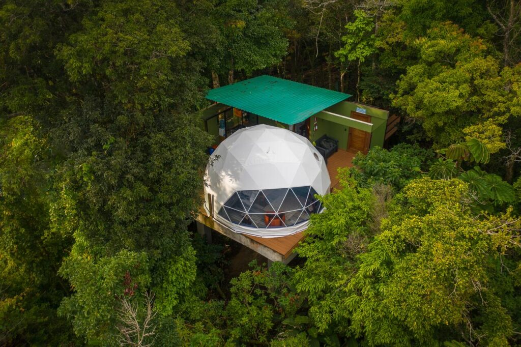 chira glamping monteverde review