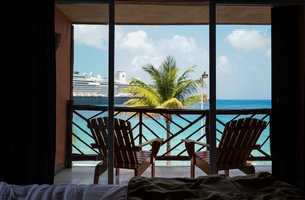 hotel vista del mar in cozumel