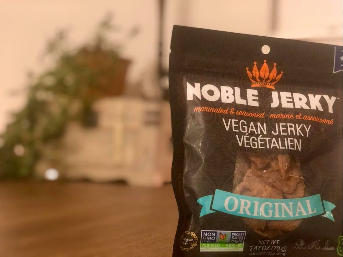 vegan jerky review