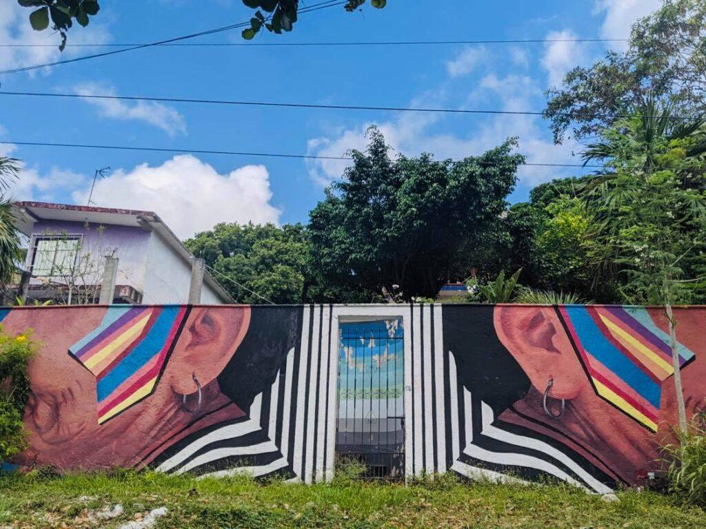 bacalar's street art