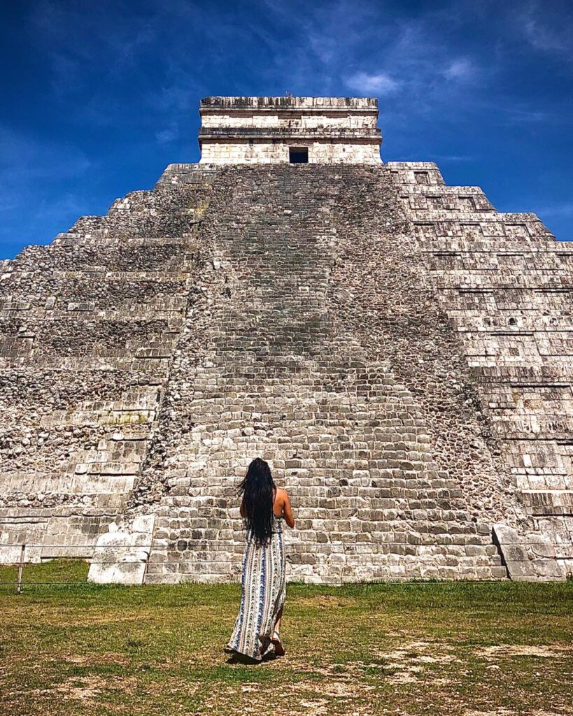 getting to chichen itza by bus