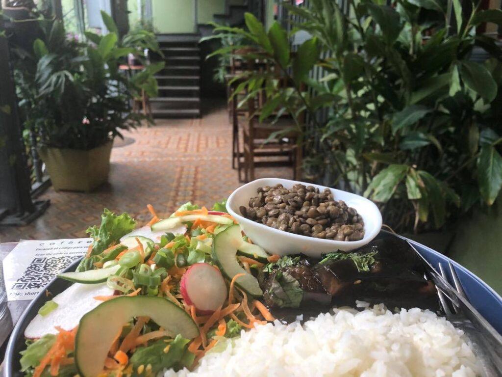 vegan cafe in san jose costa rica