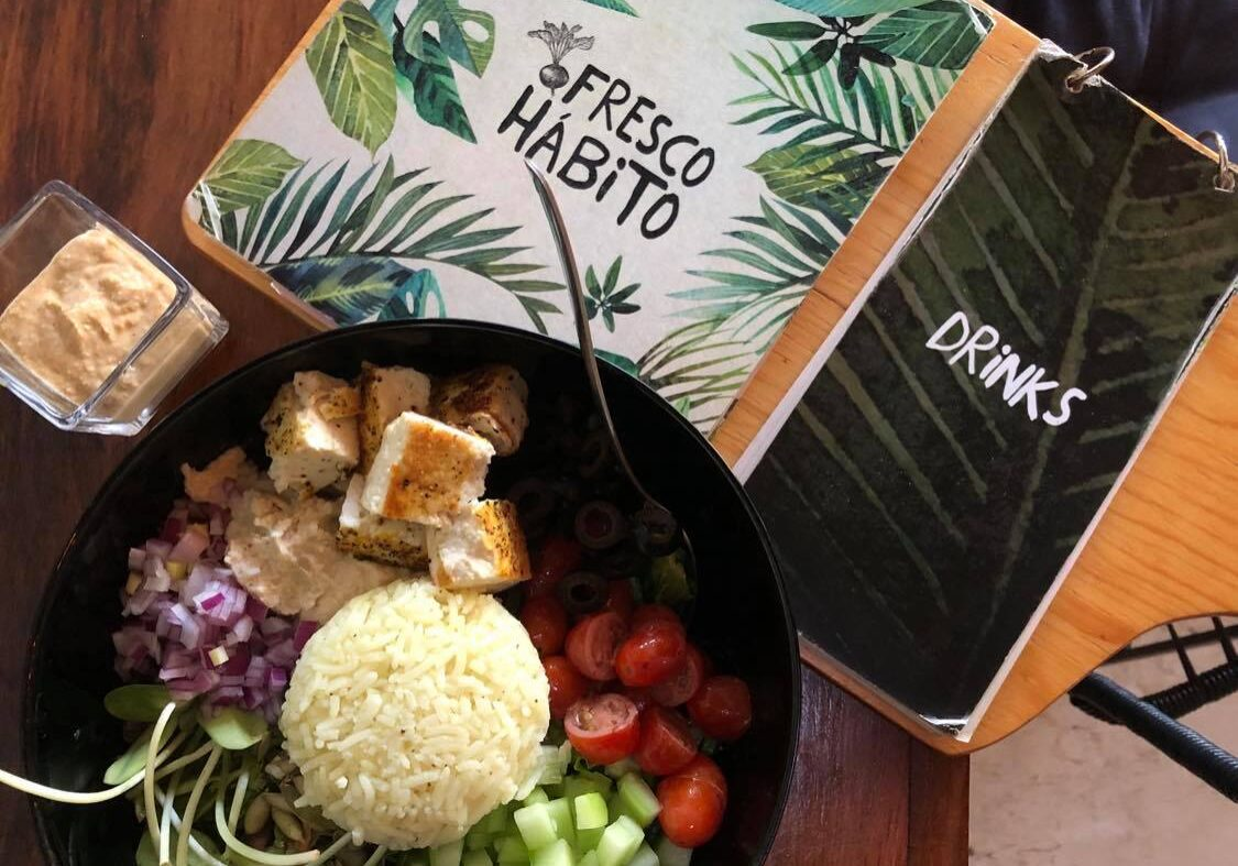 vegan meals in playa del carmen