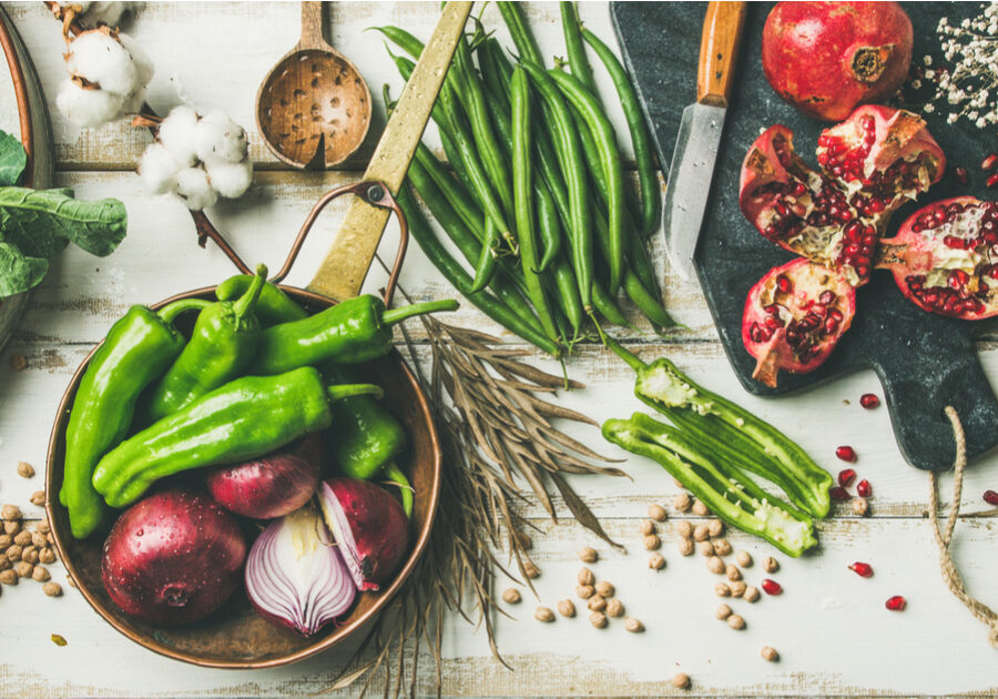 hearty vegan meals for the winter