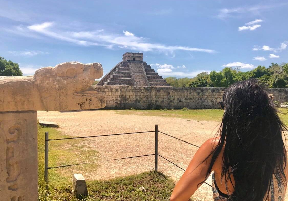 get to chichen itza before the crowds
