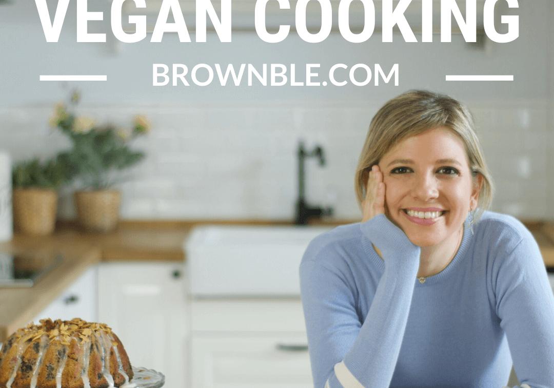 vegan cooking school brownble