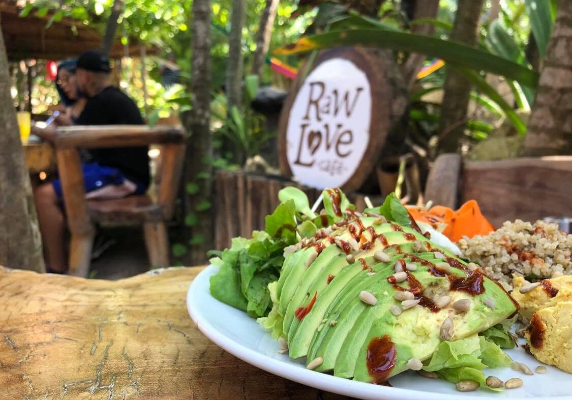 raw love vegan restaurant tulum
