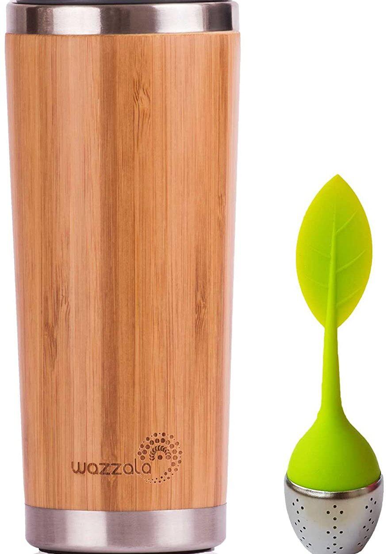 sustainable travel mug