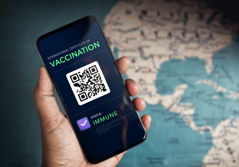 covid vaccine passports